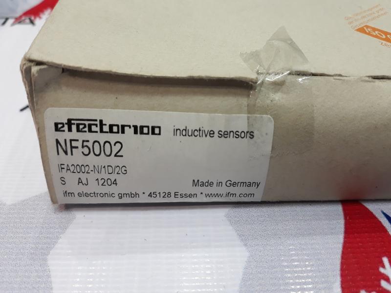 سنسور القائی IFM مدل NF5002