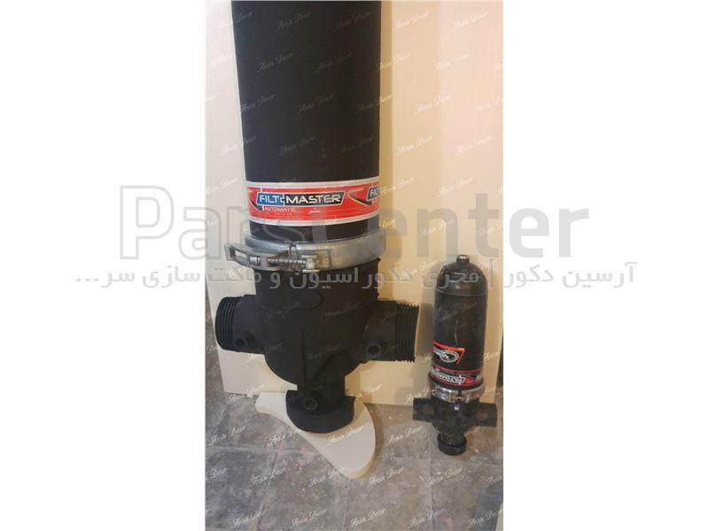 ماکت فیلتر صنعتی آب