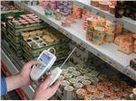 دستگاهTR150، اندازه گیری دمای سطح در کارخانجات غذاییTHERMOMETER،اندازه گیری دقیق دما دیجیتالی،محصولKIMO فرانسه