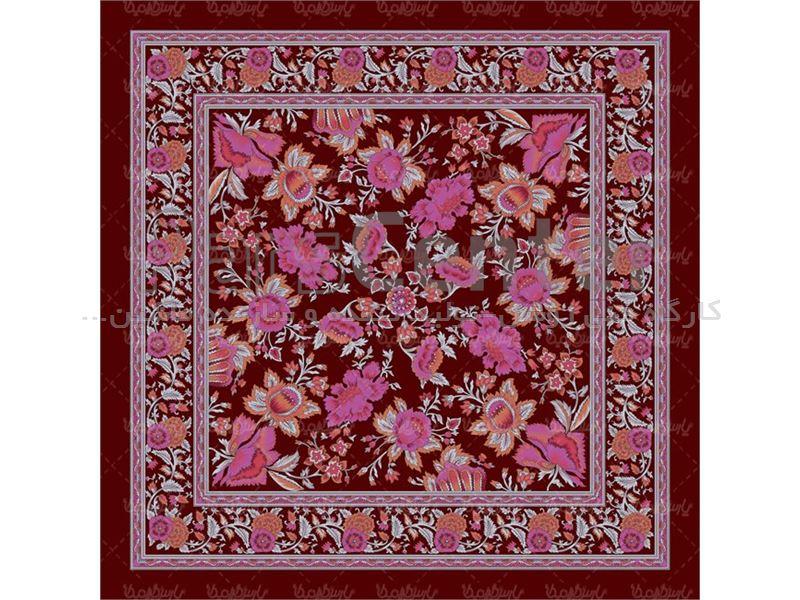 دستگاه چاپ روی پارچه مخصوص شال و روسری ترکمن09118117400
