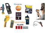 فروش تجهیزات تست پارامتر های محیطی ، فیزیکی ، الکتریکی