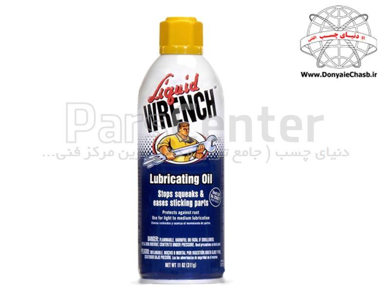 اسپری زنگ شوی گانک Gunk liquid wrench L212 آمریکا