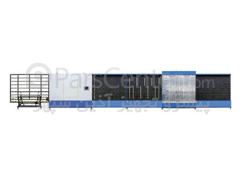 دستگاه شستشو پرس - خط تولید شیشه دوجداره عمودی - محصولات ماشین ...دستگاه شستشو پرس - خط تولید شیشه دوجداره عمودی