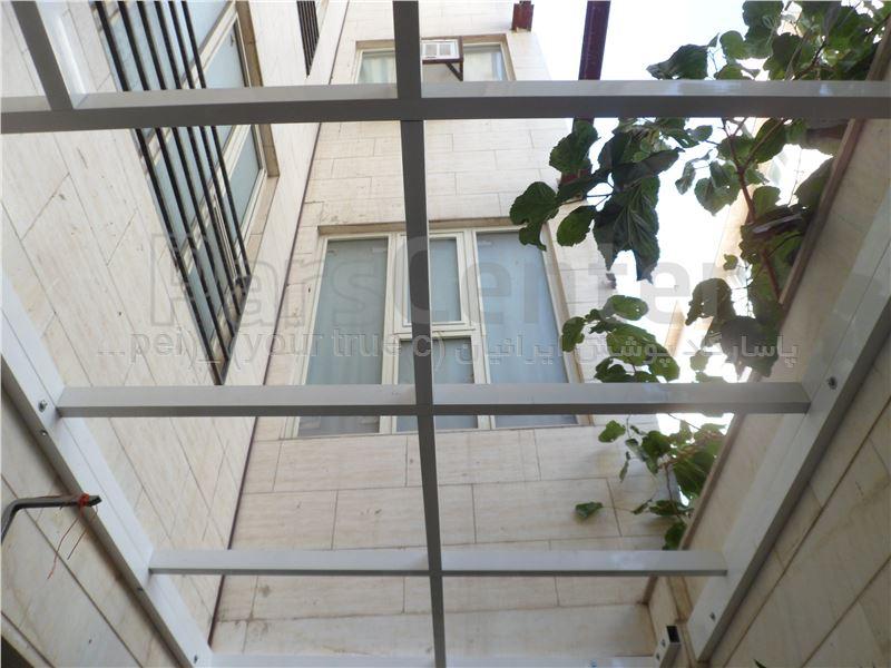 سقف پاسیو و حیاط خلوت تهرانپارس 681