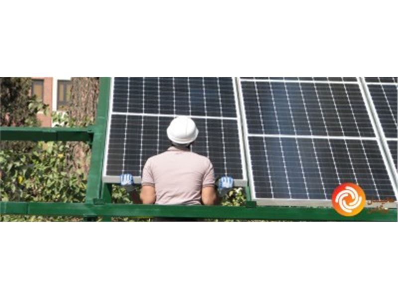 عالیسان پرگاس | وارد کننده و توزیع کننده سیستم های خورشیدی |