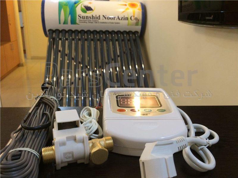 آبگرمکن خورشیدی 150 لیتری