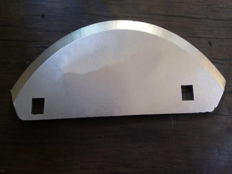 INTERMIX feeder knife