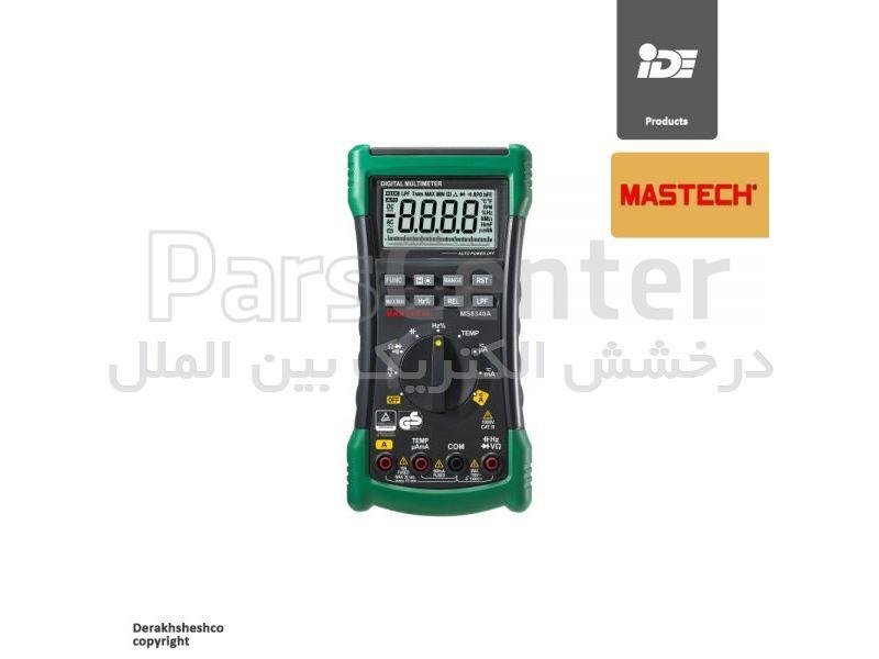 مولتی متر دیجیتال مدل MS8340A شرکت مستک