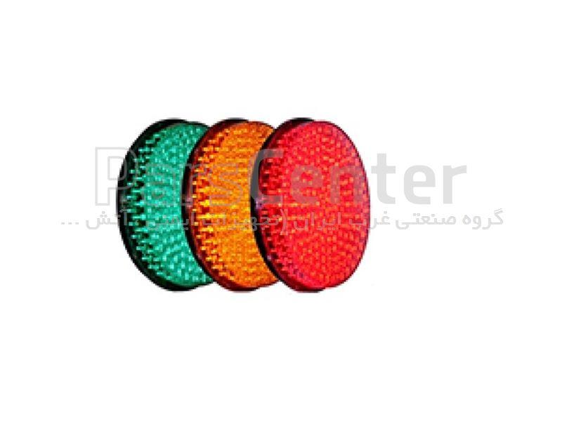 عدسی چراغ راهنمایی ( سبز , زرد , قرمز ) - کد T2