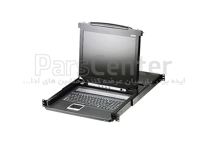 ال سی دی کنسول دراور آتن ATEN LCD KVM switch CL1016