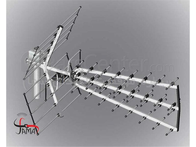 آنتن 98 شاخه یو اچ اف UHF Antenna