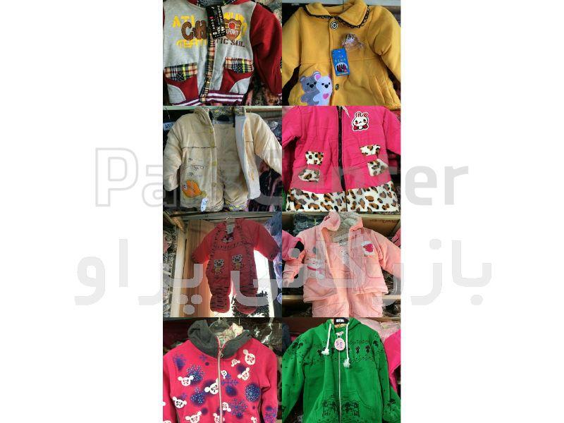 بسته بندی لباس بچه در منزل پوشاک بچه گانه - محصولات ست لباس بچه در پارس سنتر
