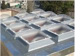 پوشش نورگیر پشت بام با سازه حبابی (مجیدیه)