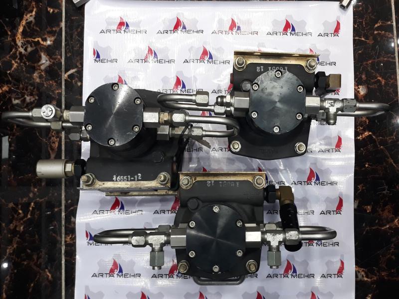 ایر آمپلی فایر HASKEL مدل AAD-5