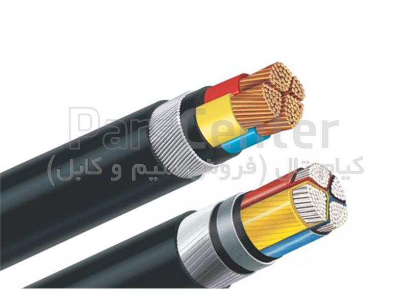 کابل فشار ضعیف قدرت (LV) با ظرفیت ۱ کیلوولت