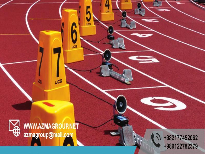 کفپوش پلی یورتان ورزشی               AG PU-S