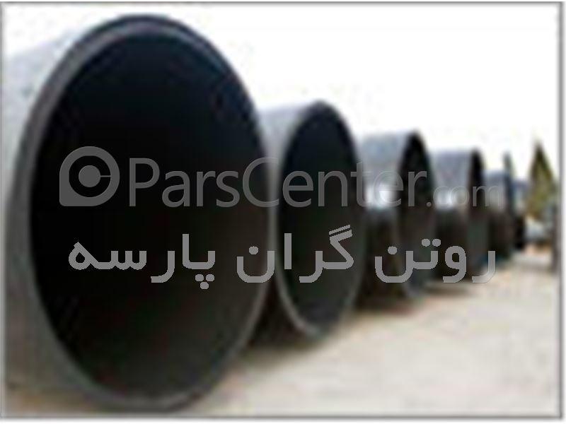 ُSpiral corrugate HDPE Pipe