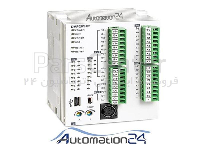 PLC دلتا DVP20SX211R
