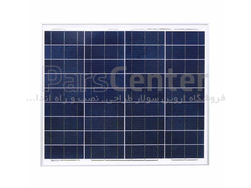 پنل خورشیدی 50 وات Yingli Solar پلی کریستال