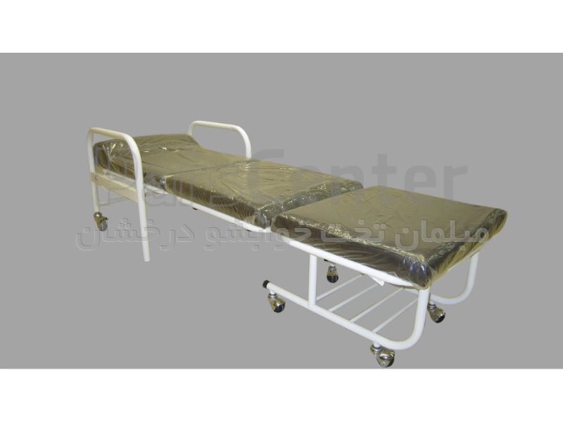 صندلی همراه بیمار تختشو بیمارستانی