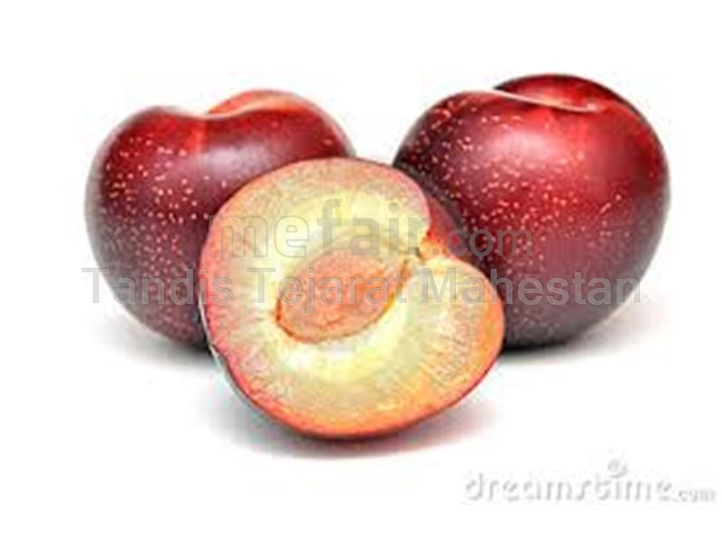 Red Plum Puree (Aseptic)