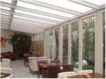 سیستم پوشش سقف متحرک رستوران مدل ال 9   The restaurant El movable roof system
