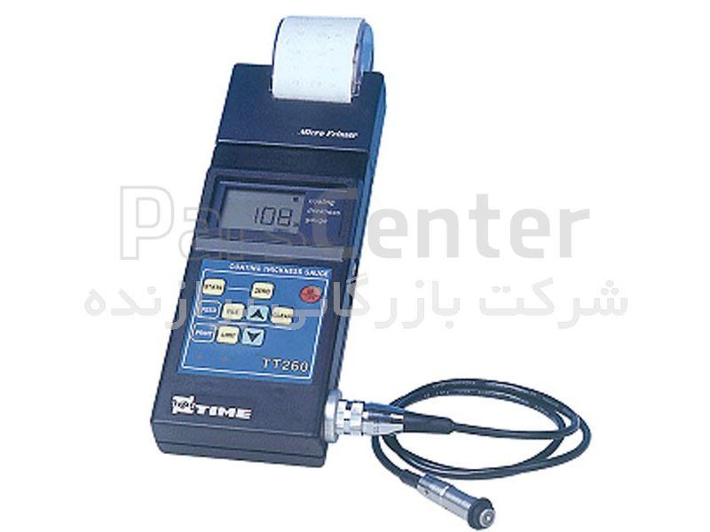 ضخامت سنج رنگ و پوشش TIME مدل TIME 2600) TT270)
