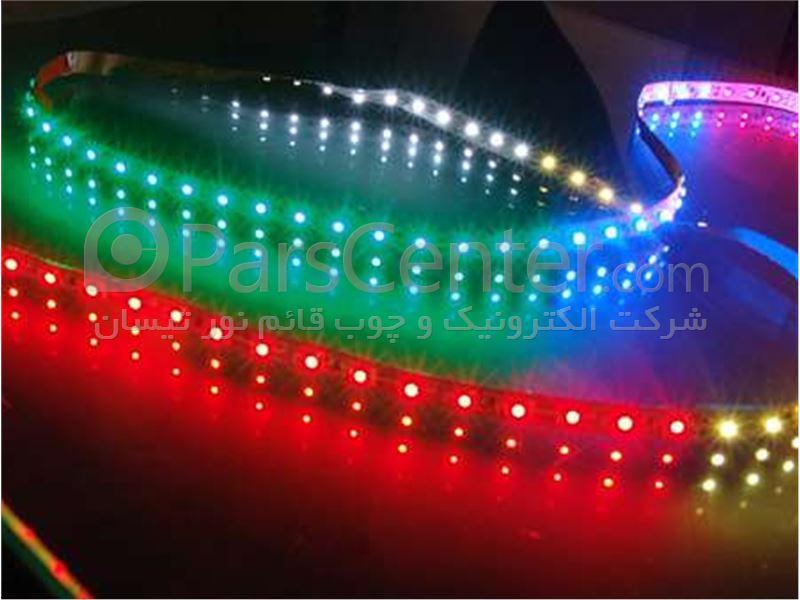 فروش چراغ های نواری اس ام دی(SMD)نورپردازی و روشنایی ویترین و...