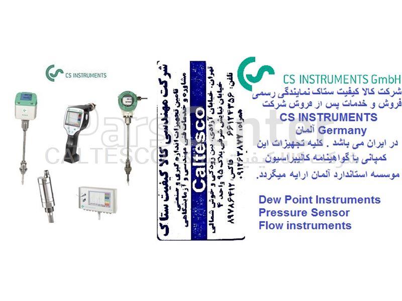 نمایندگی ایران Cs instrument