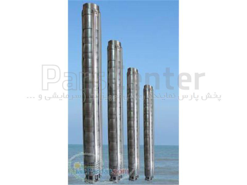 پمپ آب شناور سه فاز LEO مدل 4XRS 8/14-2.2 (پخش پارس)