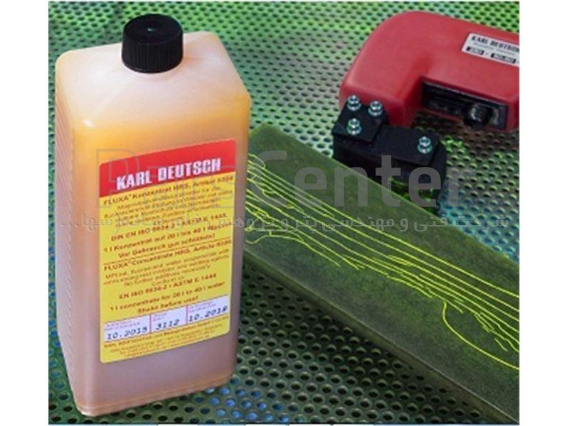 مایع فلورسنتی MT-مایع ترکیابی FLUXA-مایع تست ترکیابی فلئورسنتی