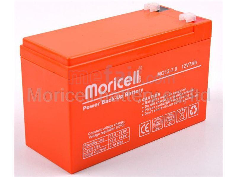 SOLAR Battery 12v 7Ah