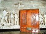 کیف هیکلی دستدوز