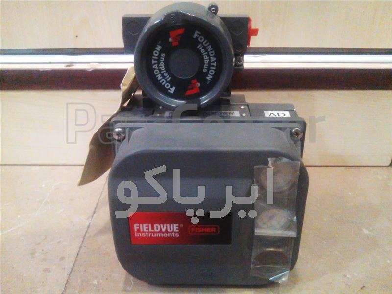 پوزیشنر FISHER Positioner DVC 6010F