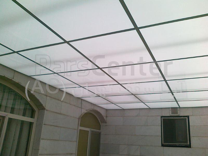 پلی کربنات+سقف کاذب (جردن-گلستان)