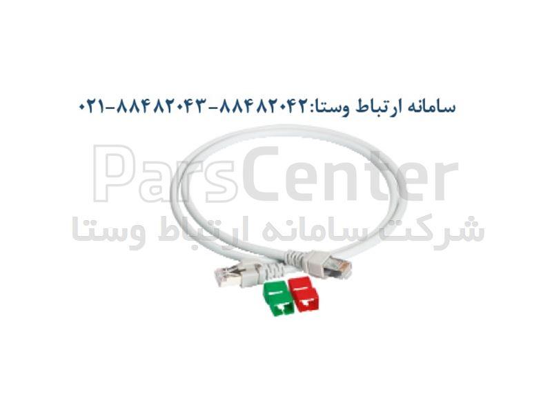 پچکورد 5 متری Cat6 LSZH اشنایدر اکتاسی FTP