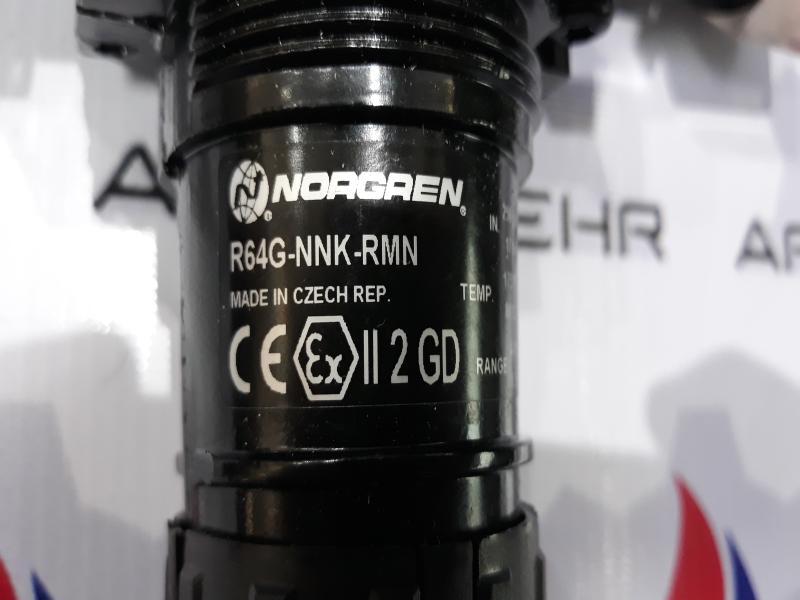 رگلاتور NORGREN مدل R64G-NNK-RMN