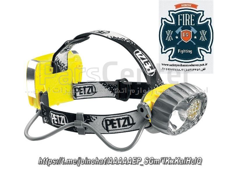چراغ پیشانی مدل (Petzl DUO 14 LED )