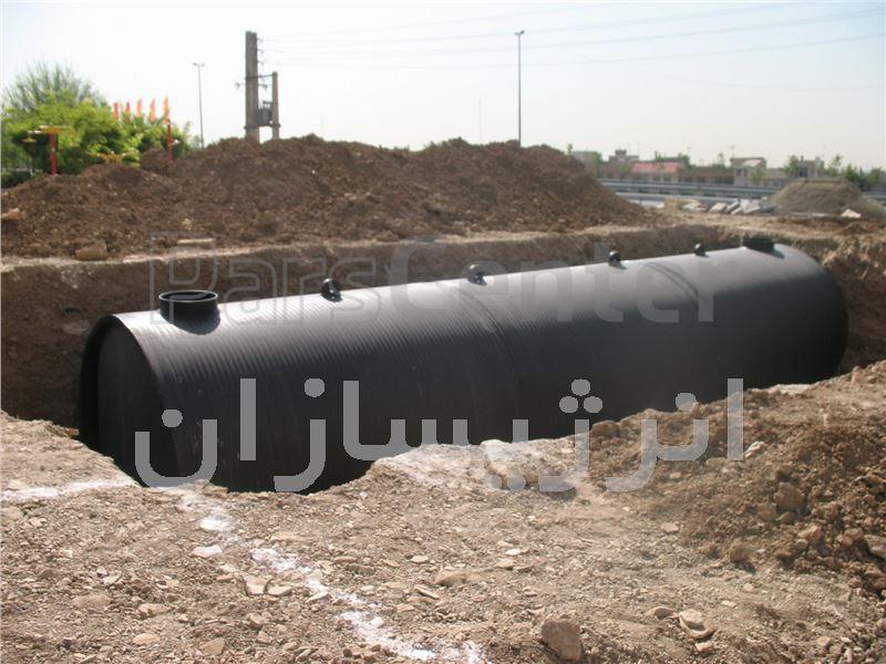 سپتیک تانک 6 مترمکعبی