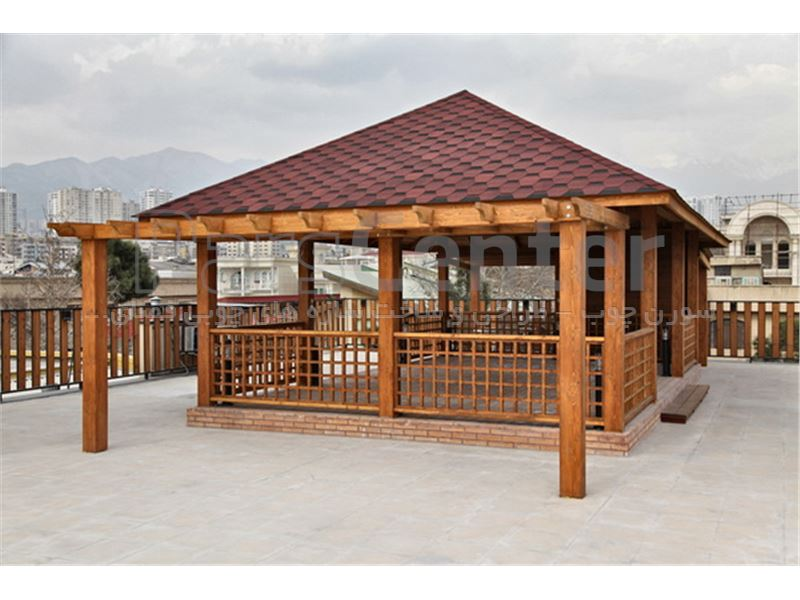 انواع سقف مخصوص آلاچیق