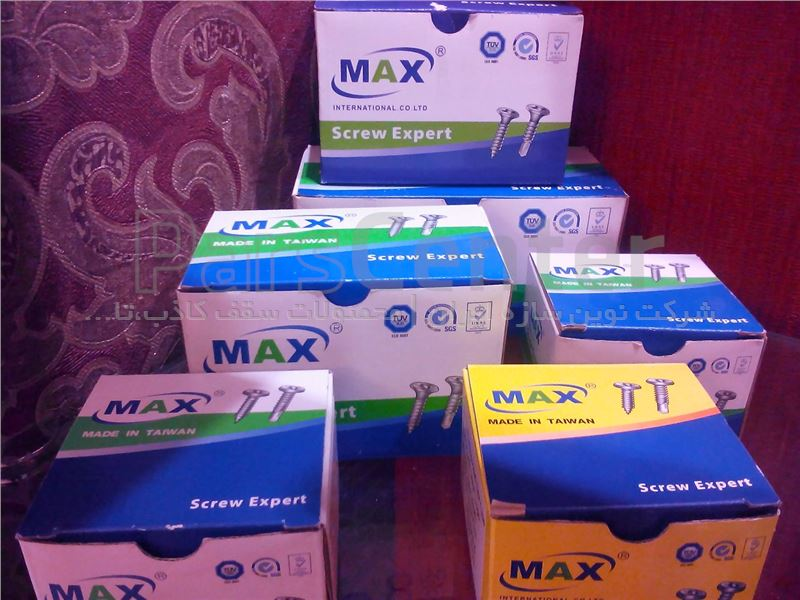 پیچ سازه LB9.5 مارک MAX