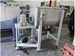 دستگاه میکسر پودر ( 100 لیتری  استیل )