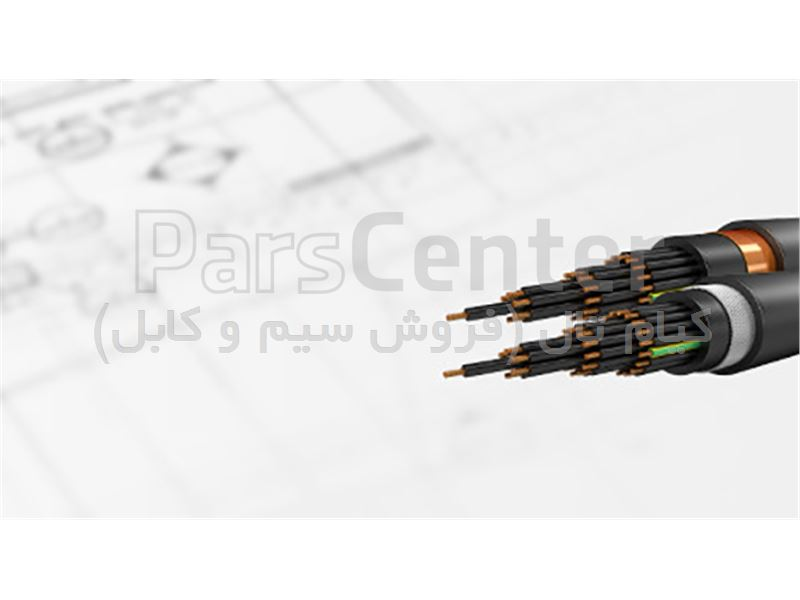 کابل ابزار دقیق کد 70109