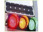 علائم ترافیکی خورشیدی