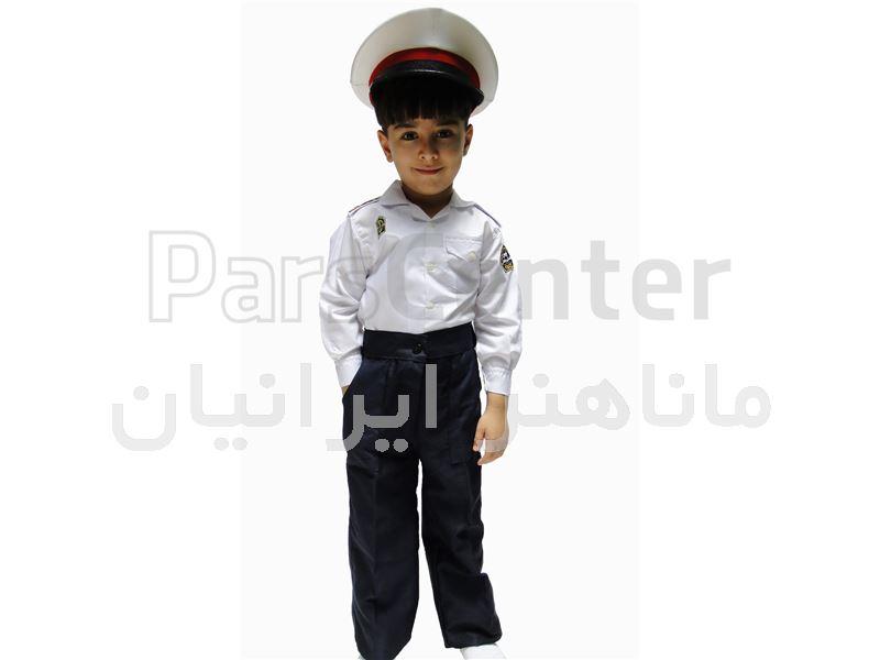 لباس پلیس ماناهنر