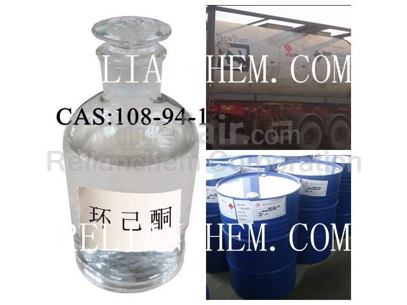 Petroleum solvent Cyclohexanone CAS NO.108-94-1