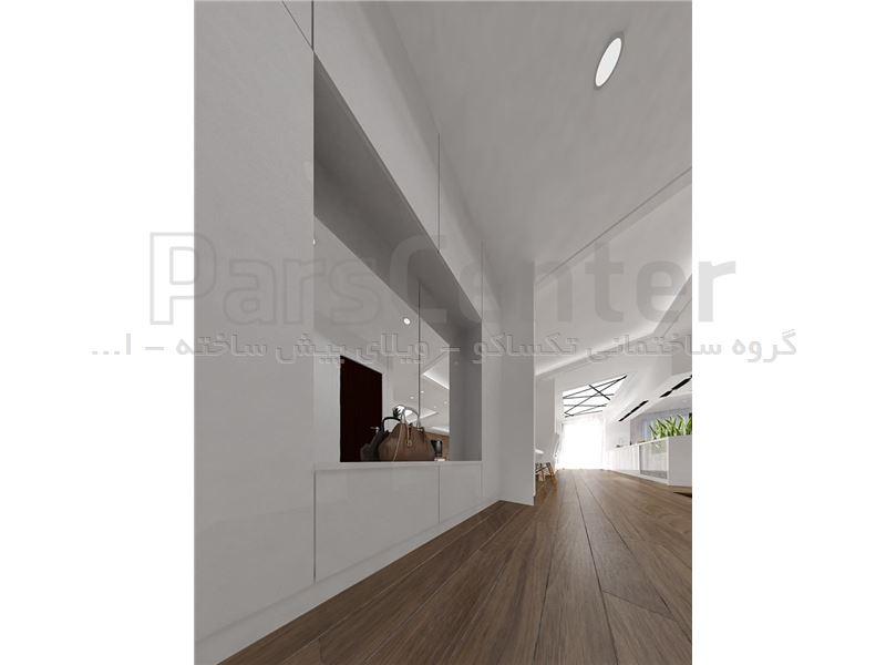 دیوار و سقف کناف-پارتیشن-دکوراسیون-نورمخفی-نور مخفی