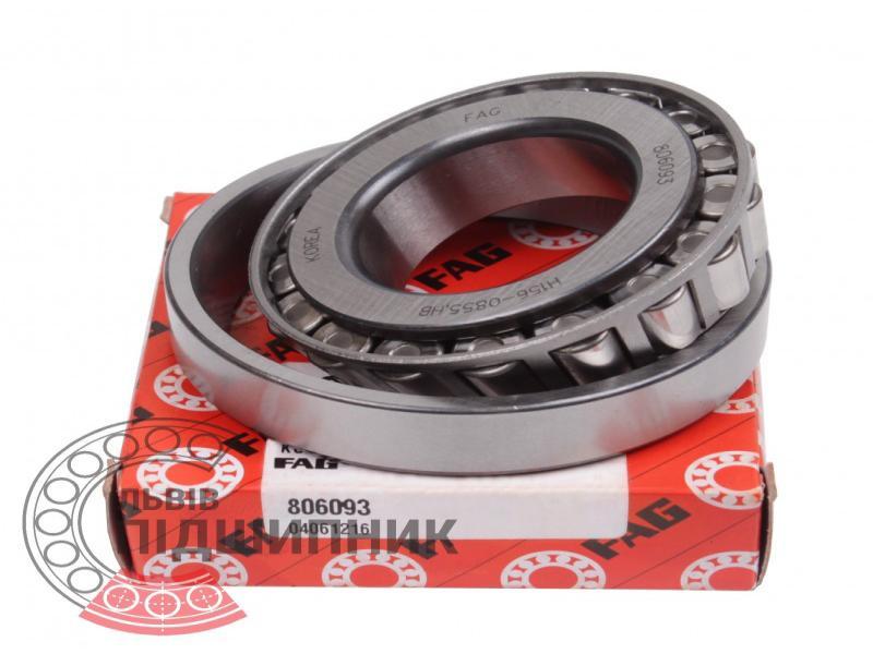SKF Thrust bearings