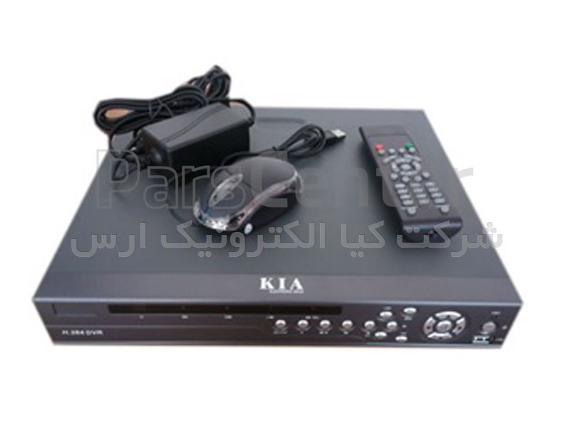 DVR-2508GDS با بازبینی تصاویر ضبط شده از طریق اینترنت و موبایل Turbo