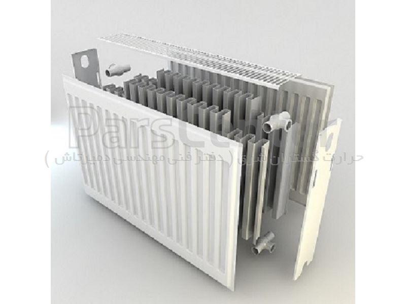 رادیاتور پانلی آی پولات AY POLAT 1400mm